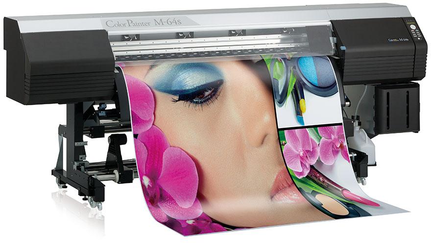 OKI Color Painter M-64S