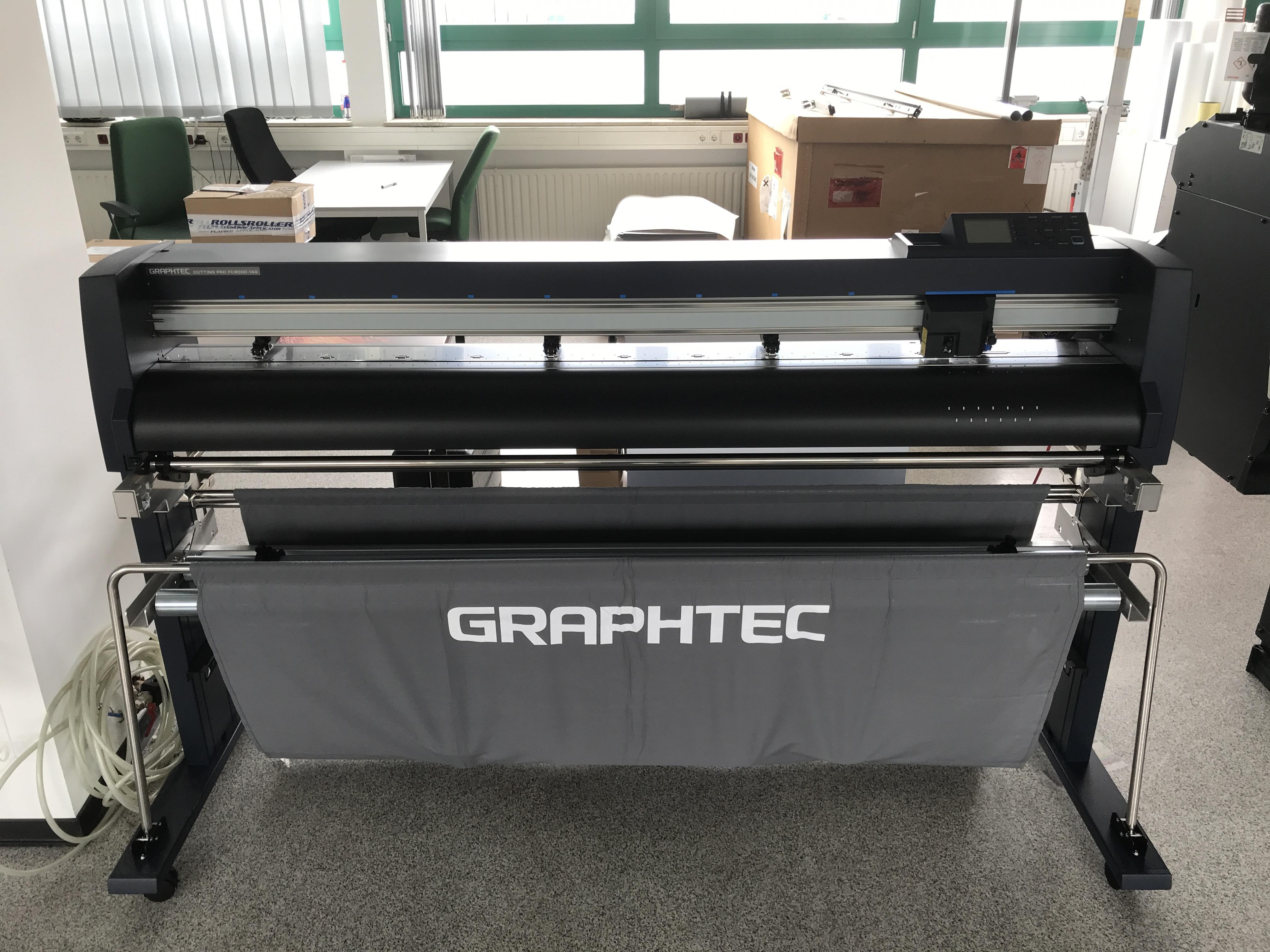 Graphtec FC9000-140 - Demogerät