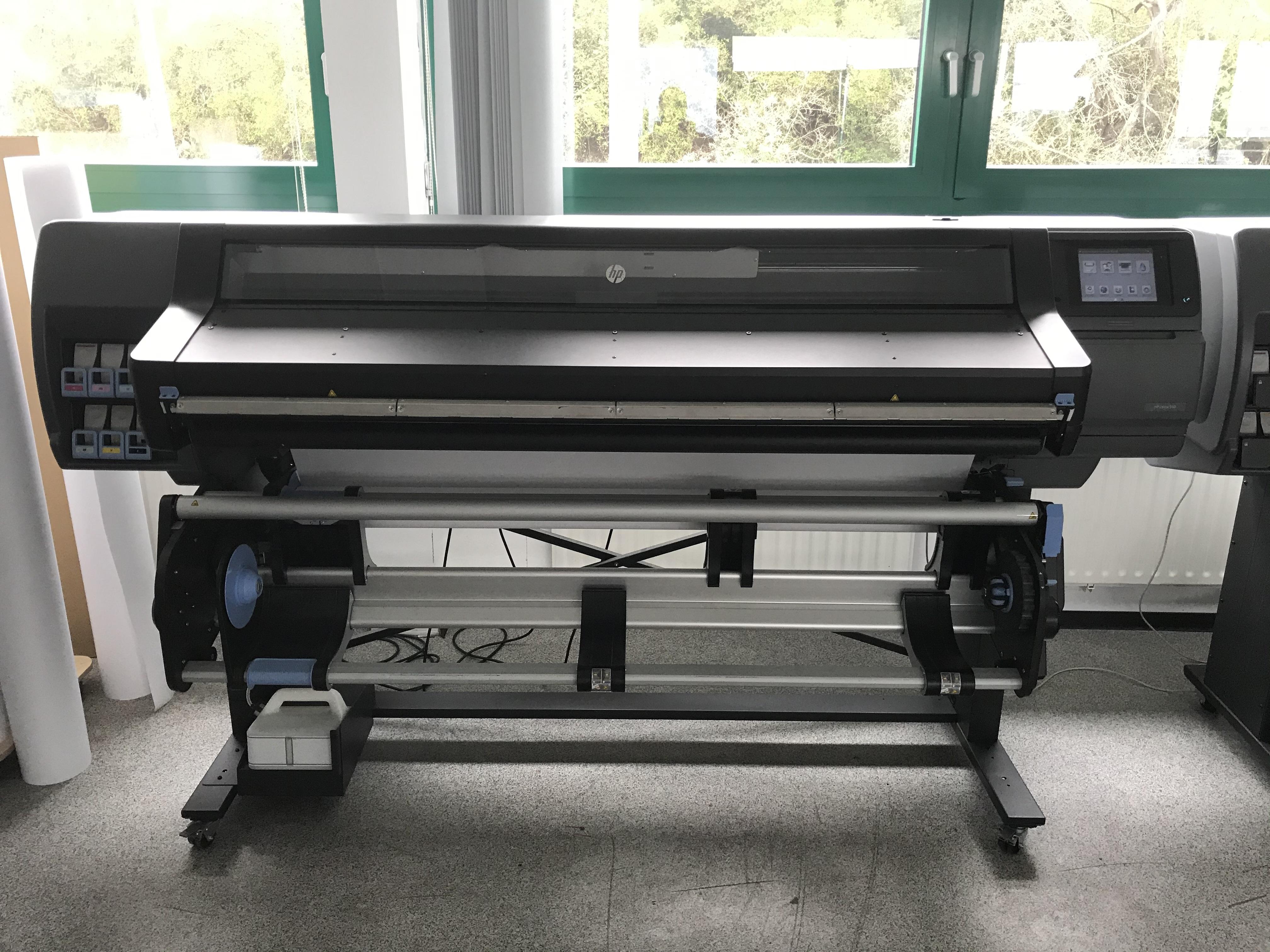 HP Latex 560 - Gebrauchtgerät