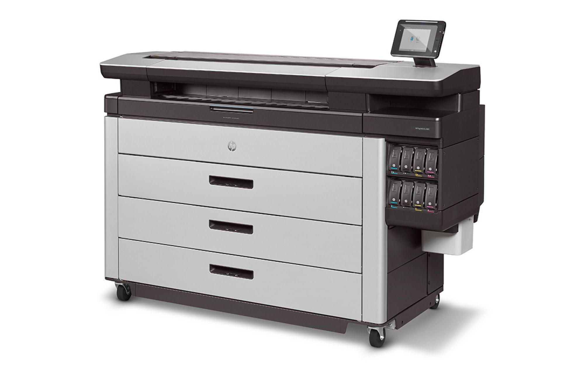 HP PageWide XL8000 - Demogerät