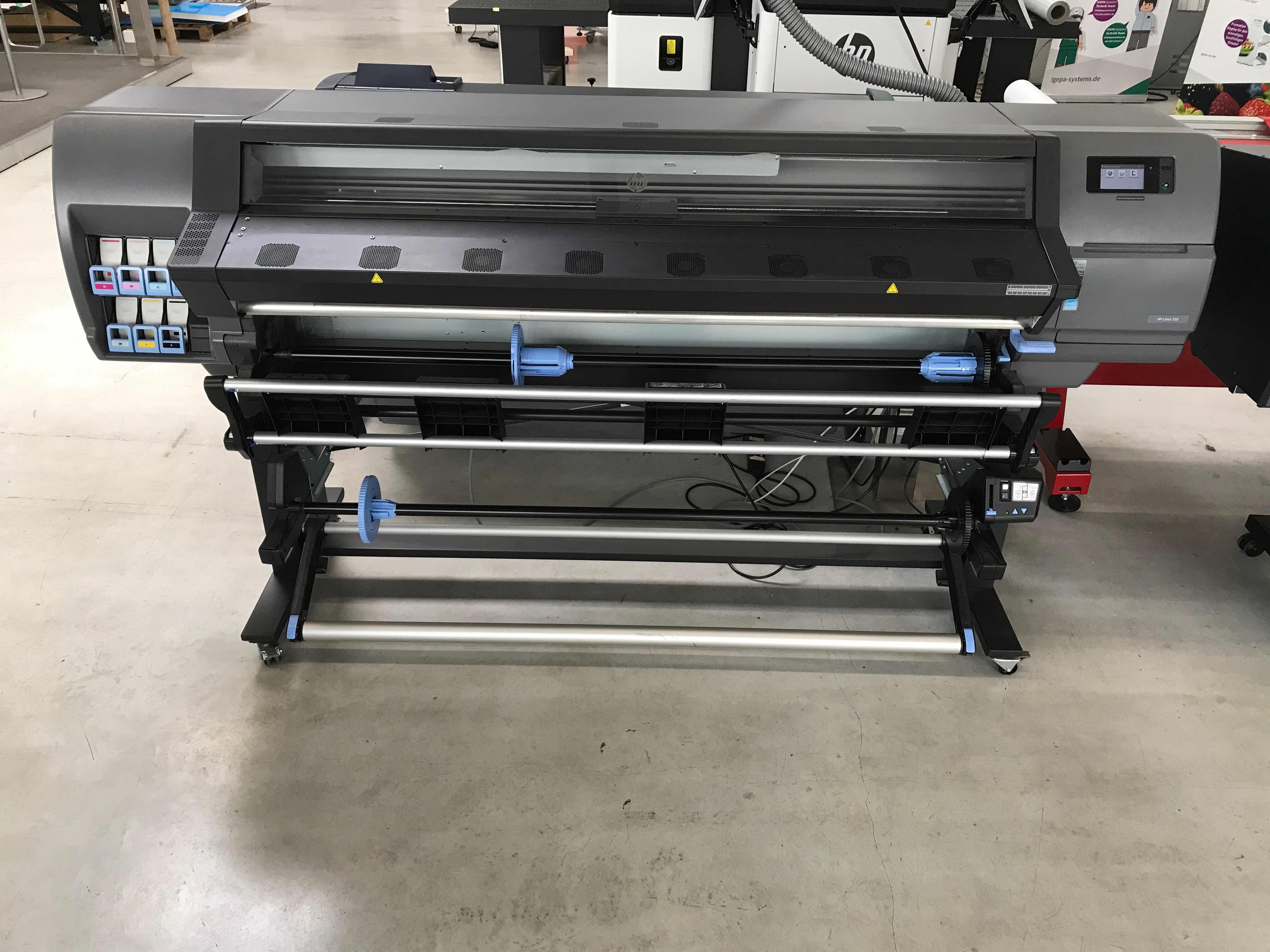 HP Latex 330 - Demogerät